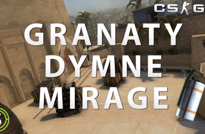 cs go granaty mirage
