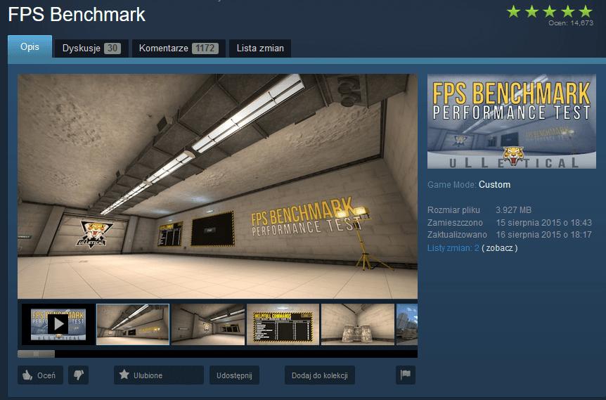 cs go mapa benchmark
